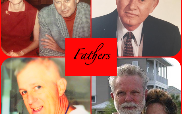 Fathers of yesteryear and today